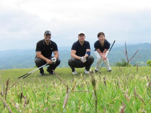 Golfers eh